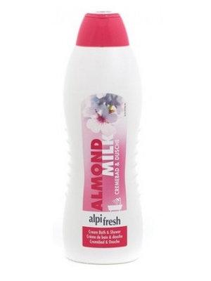 Alpi Alpi Fresh Cremebad En Douche Almond Milk - 1 Liter
