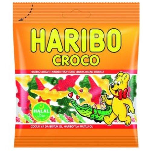 Haribo Haribo Croco Halal - 80 Gram