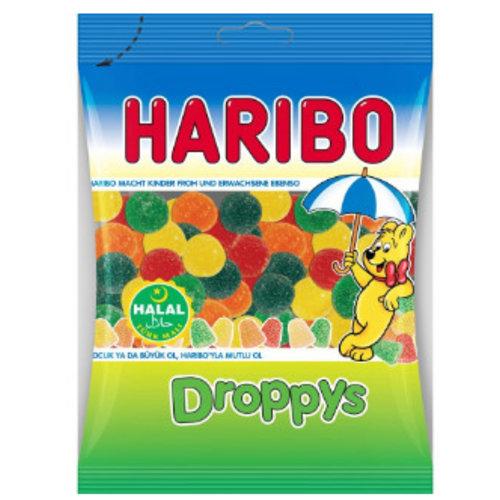 Haribo Haribo Droppys Halal - 80 Gram