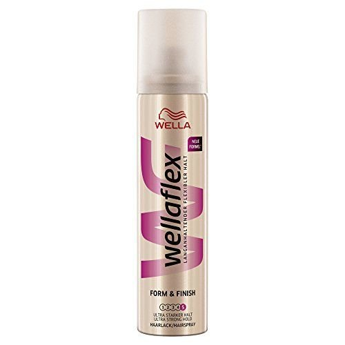 Wella Wella Wellaflex Haarspray Form & Finish Ultra Strong - 75 Ml