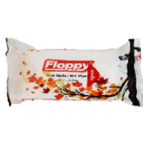 Floppy Floppy Vochtige Doekjes - 70 Stuks