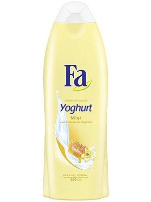 Fa Fa Douchecreme Honing Yoghurt - 550 Ml