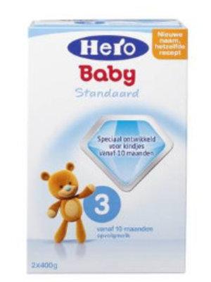 Herobaby Herobaby 3 Standaard Blauw - 800 Gram