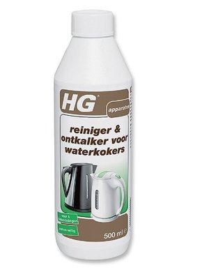 Hg Hg Reiniger & Ontkalker Voor Waterkokers - 500 Ml