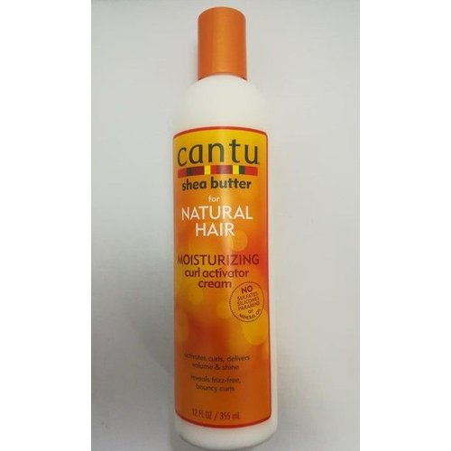 Cantu Cantu Shea Butter Natural Hair Curl Activator Cream 355 ml