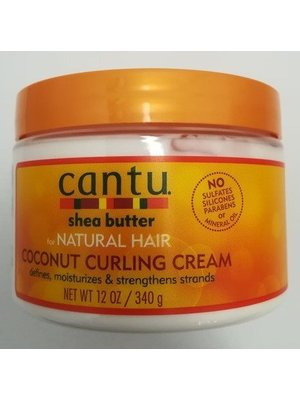 Cantu Cantu Shea Butter Natural Hair Coconut Curling Cream 340 Gram