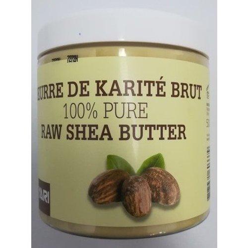 Yari Yari 100% Pure Raw Shea Butter  500 ml