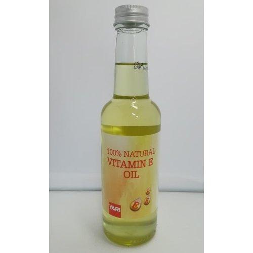Yari Yari 100% Natural Vitamine E Olie 250 ml