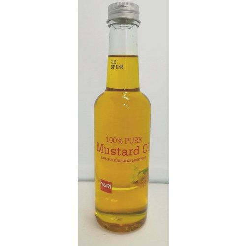 Yari Yari 100% Naturel Mosterdolie 250 ml