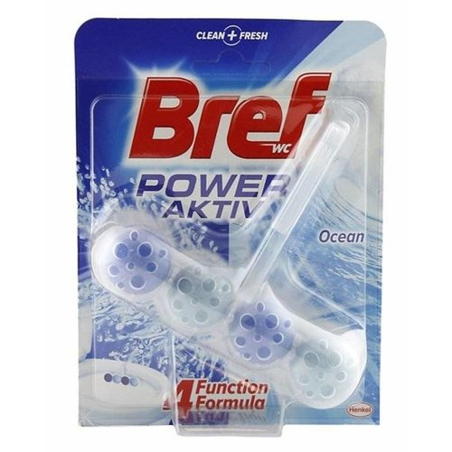 Bref Bref Power Aktive Toiletblok Ocean - 50 Gram