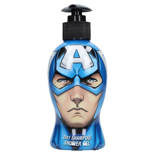 Advengers Advengers Captain America Showergel Pomp - 300 Ml