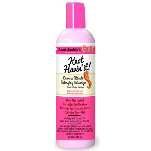 Aunt Jackie's Aunt Jackie's Knot Having' It Leave In Detangling Moisturizer 355 ml