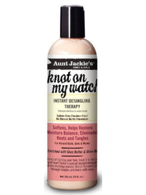 Aunt Jackie's Aunt Jackie's Knot On My Watch Instant Detangling Therapy 355 ml