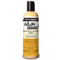 Aunt Jackie's Oh So Clean Moisturizing & Softening Shampoo 355 ml