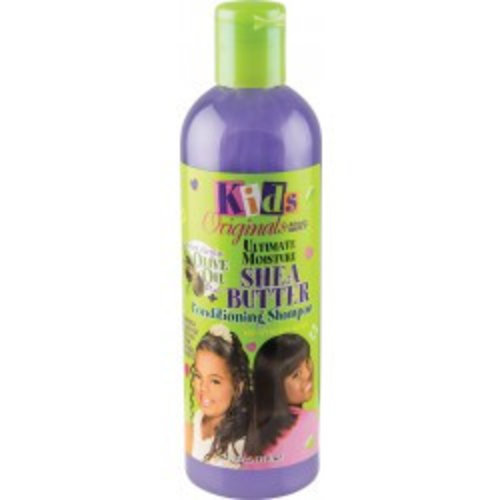Africa's Africa's Best Kids Organics Ultimate Moisture Shea Butter Conditioning Shampoo 340 ml