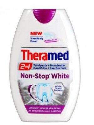 Theramed Theramed Tandpasta 2in1 Non Stop White - 75 Ml