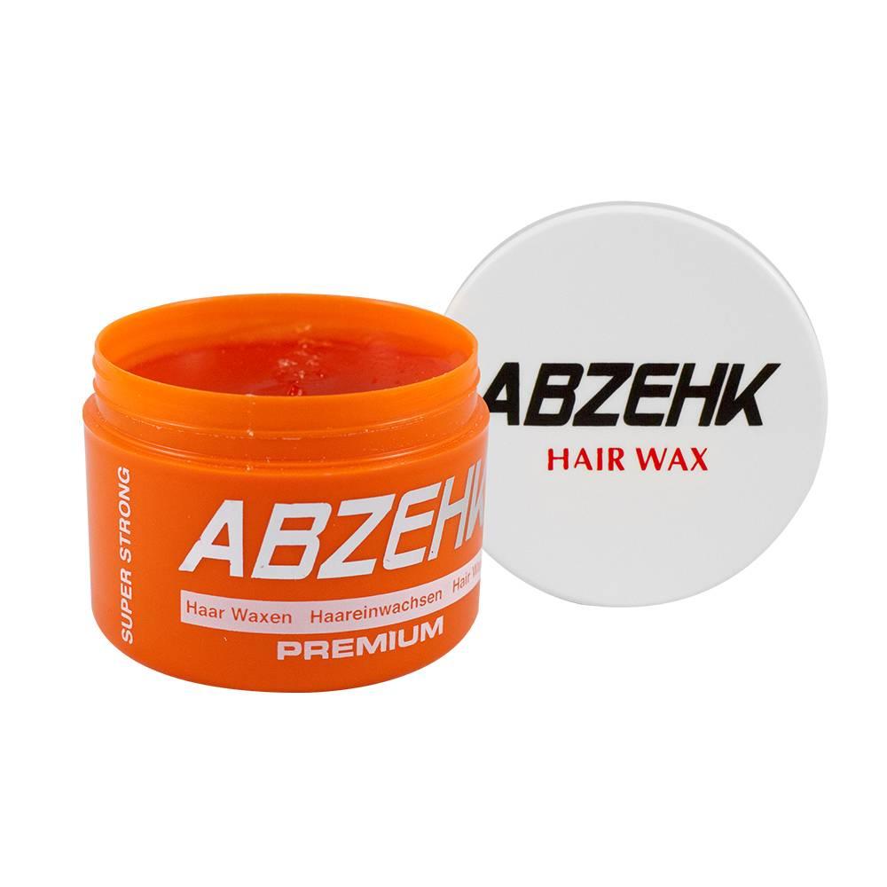 Image of Abzehk Abzehk Haarwax Oranje Super Strong - 150 Ml