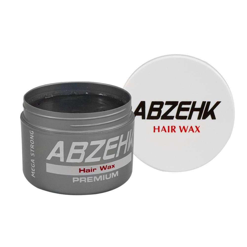 Image of Abzehk Abzehk Haarwax Grijs Mega Strong - 150 Ml
