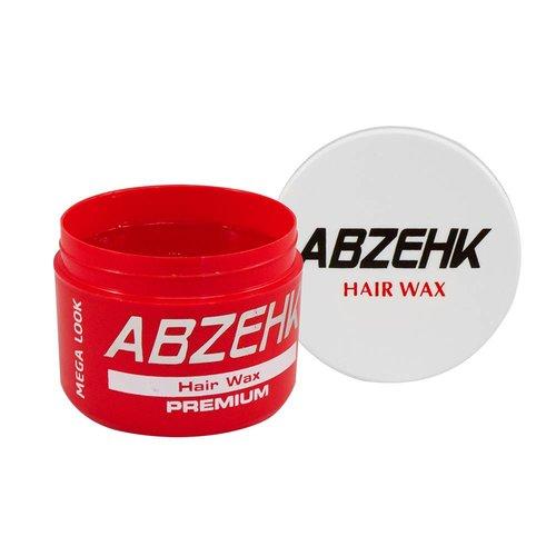 Abzehk Abzehk Haarwax Rood Mega Look - 150 Ml
