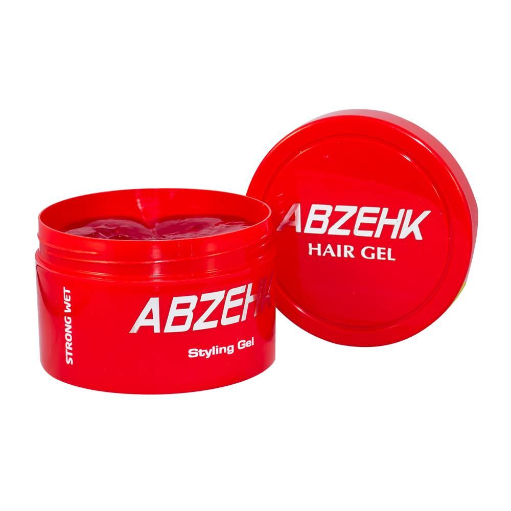 Image of Abzehk Abzehk Gel Rood Strong Wet - 450 Ml
