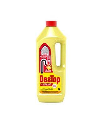 Destop Destop Super Krachtige Vloeibare Ontstopper - 1 Liter