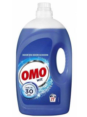 Omo Omo Wasmiddel Vloeibaar Wit 77 Wasbeurten - 5 Liter