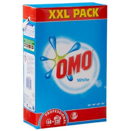 Omo Omo Waspoeder Wit 120 Wasbeurten - 8.4 Kg