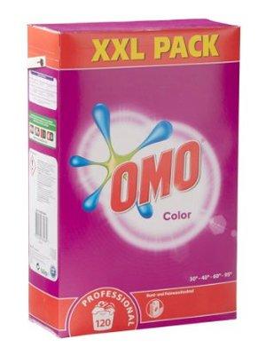 Omo Omo Waspoeder Color 120 Wasbeurten - 8.4 Kg