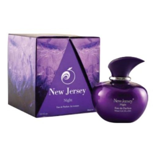 New Jersey New Jersey Night Eau De Parfum Spray - 90 Ml