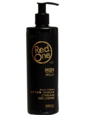 Red one Red One After Shave Cream Gold - 400 Ml