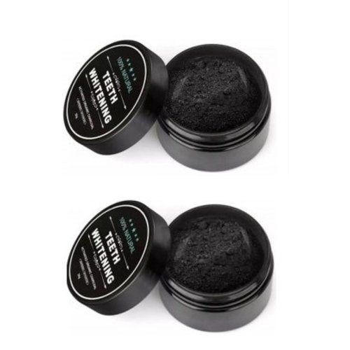 Natural Theeth Natural Theeth Whitening Activated Charcoal Tandenbleker - UITVERKOCHT!!!!