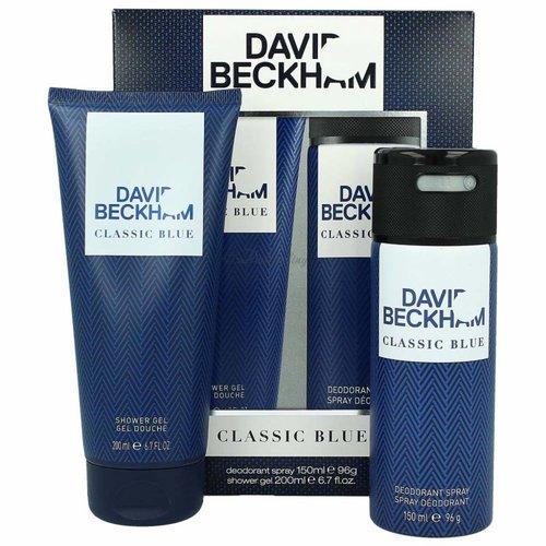 David Beckham David Beckham Blue Deodorant Spray & Showergel - 1 Stuks