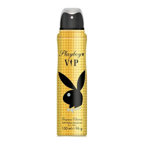 Playboy Playboy Vip For Women Deospray - 150 Ml