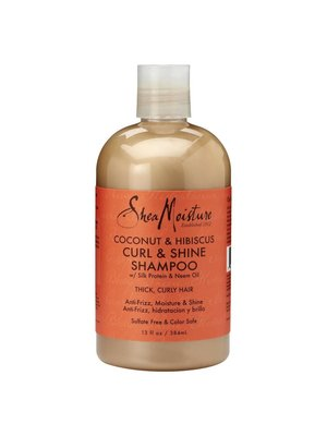 Shea Moisture Shea Moisture Coconut & Hibiscus Curl & Shine Shampoo 384 ml