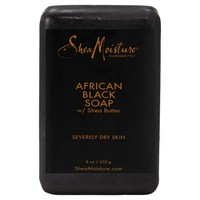 Shea Moisture African Black Soap Bar 230 Gram