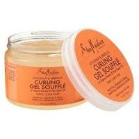 Shea Moisture Coconut & Hibiscus Curling Gel Souffle 335 ml