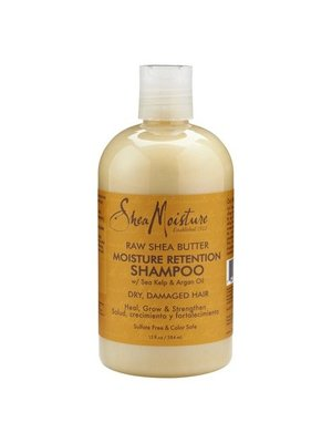 Shea Moisture Shea Moisture Raw Shea Butter Moisture Retention Shampoo 384 ml