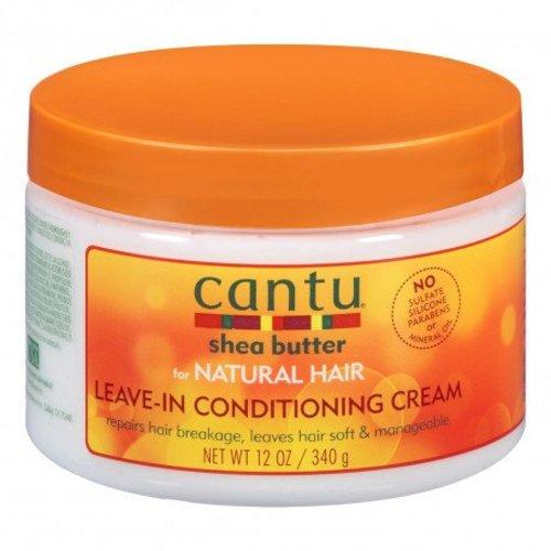 Cantu Cantu Shea Butter Natural Hair Leave-In Conditioning Cream 340 Gram