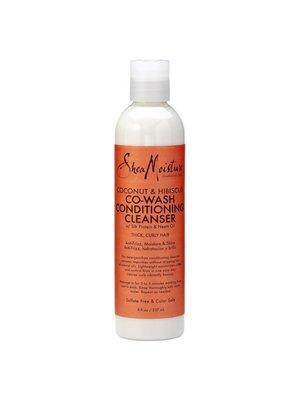 Shea Moisture Shea Moisture Coconut & Hibiscus Co-Wash Conditioning Cleanser 237 ml