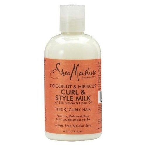 Shea Moisture Shea Moisture Coconut & Hibiscus Curl & Style Milk 237 ml