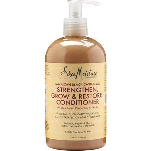 Shea Moisture Shea Moisture Jamaican Black Castor Oil Strengthen, Grow & Restore Conditioner 384 ml