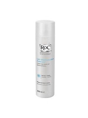 Roc Roc Reiningsmelk Normale/Gecombineerde Huid - 200 Ml