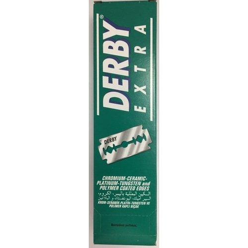 Derby Derby mesjes stainless 100 stuks