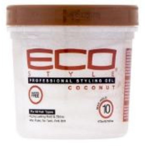 Eco Eco Styler Styling Gel Coconut Oil  473 ml