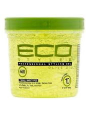 Eco Eco Styler Styling Gel Olijf Olie 473 ml