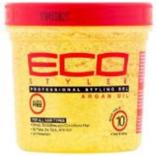 Eco Eco Styler Styling Gel Argan Olie 473 ml