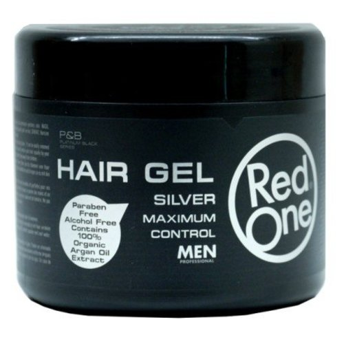 Red one Red One Haargel Silver Max - 500 Ml