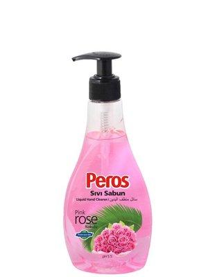 Peros Peros Handzeep Pink Rose - 370 Ml