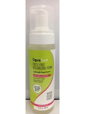 Devacurl Devacurl Frizz Free Volumizing Foam 355 ml