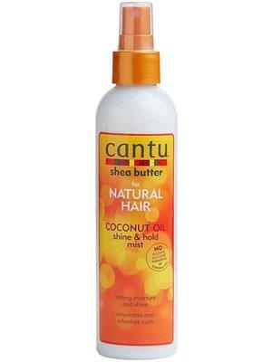 Cantu Cantu Shea Butter Natural Hair Coconut Oil Shine & Hold Mist 249 ml